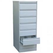 Металлический картотечный шкаф КР-7
