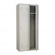 Шкаф для раздевалки ПРАКТИК LS-21-80