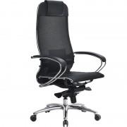 """Компьютерное кресло """"Samurai S-1.03"""" Черный плюс"""