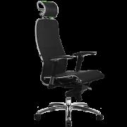 """Компьютерное кресло """"Samurai S - 3.03"""" Черный плюс"""