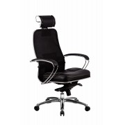 """Компьютерное кресло """"Samurai SL -2.03"""" Черный плюс"""