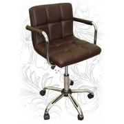 Компьютерное кресло 9400 коричневое